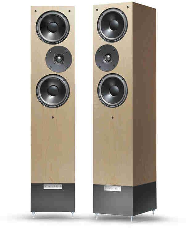 BR1 speakers